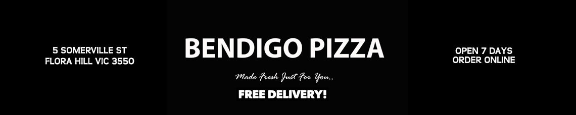 Bendigo Pizza & Pasta | Flora Hill | Order Online | Pick Up & Delivery | TuckerFox